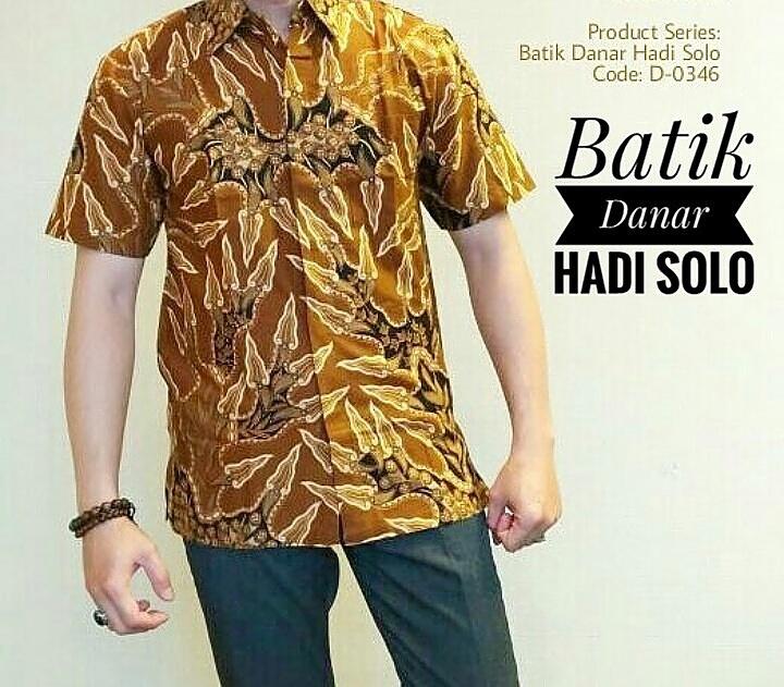 Jual Seragam Batik Modern 2018 Surabaya cf5e54c677