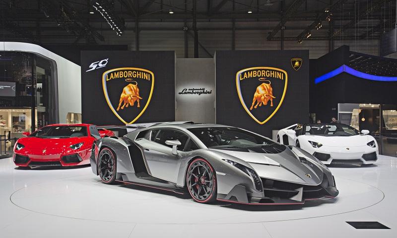 Lamborghini Launches Veneno Super Sports Car | Philippine Car News ...