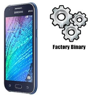 Samsung Galaxy J1 SM-J100H Combination Firmware