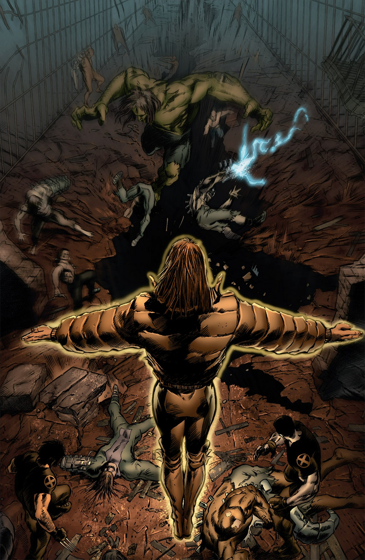 Read online Ultimate Nightmare comic -  Issue #4 - 13