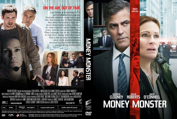 Money Monster – Latino, Inglés – DVD9