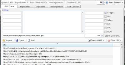SQLI DUMPER V 8 2 - Share Tools
