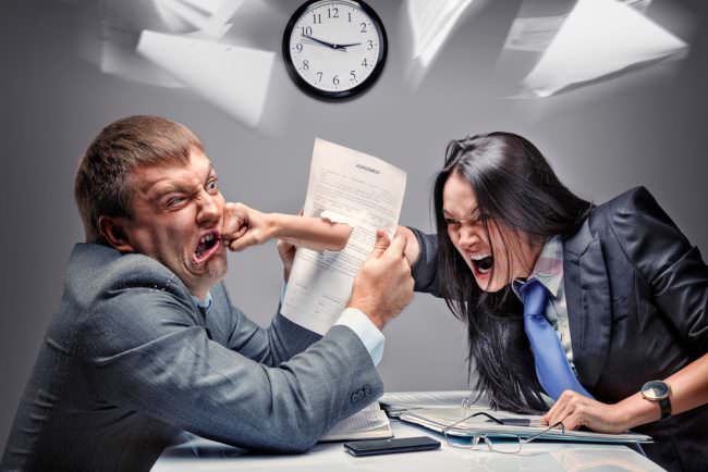 How to Resolve conflicts with colleagues