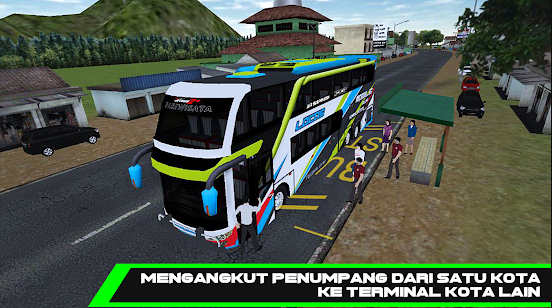 Download Game Mobile Bus Simulator Mod Apk - Mod Uang Unlimited