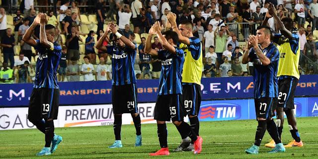 Inter Milan vs Carpi