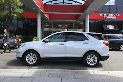 2018 Chevy Equinox Diesel Provides Quiet and Efficient Rides