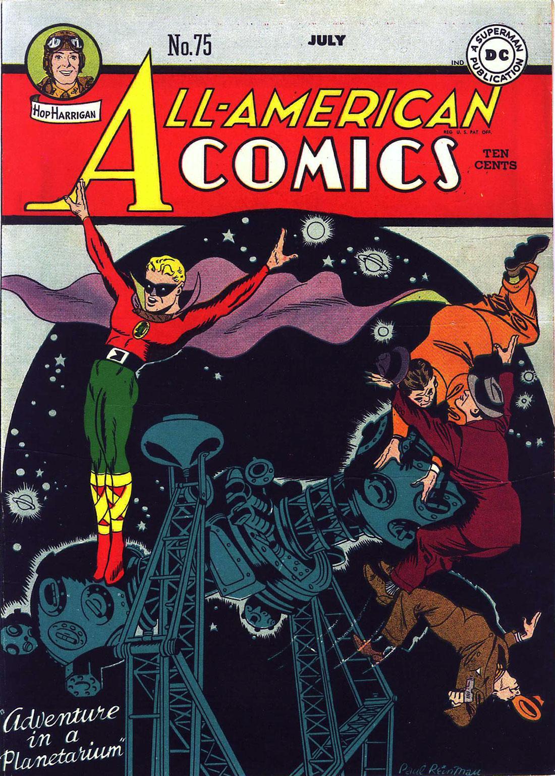 All-American Comics (1939) 75 Page 1