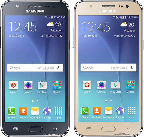 Perbandingan Samsung Galaxy J5 (2015) vs J5 (2017)