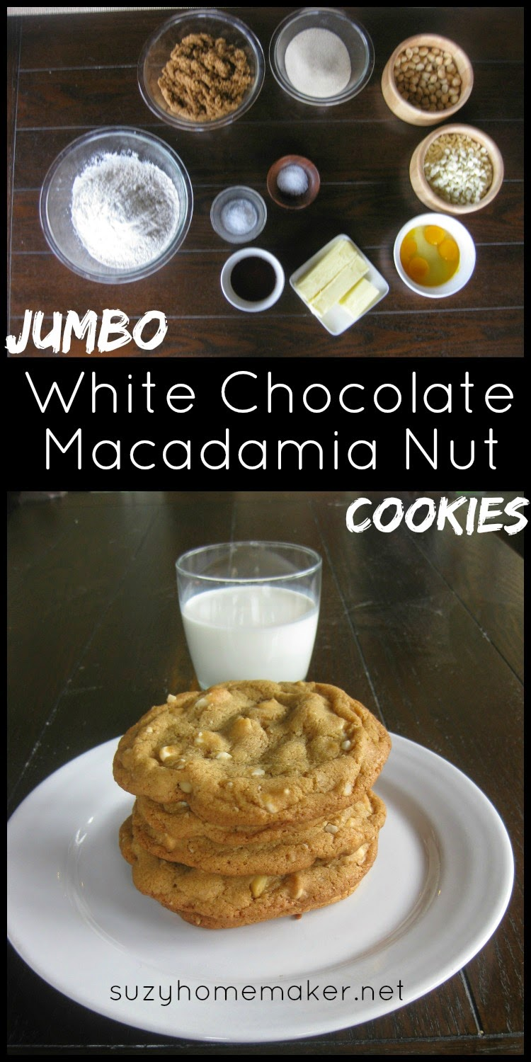 jumbo white chocolate chip macadamia nut cookies