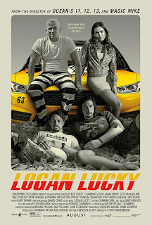 Logan Lucky - Poster & Trailer