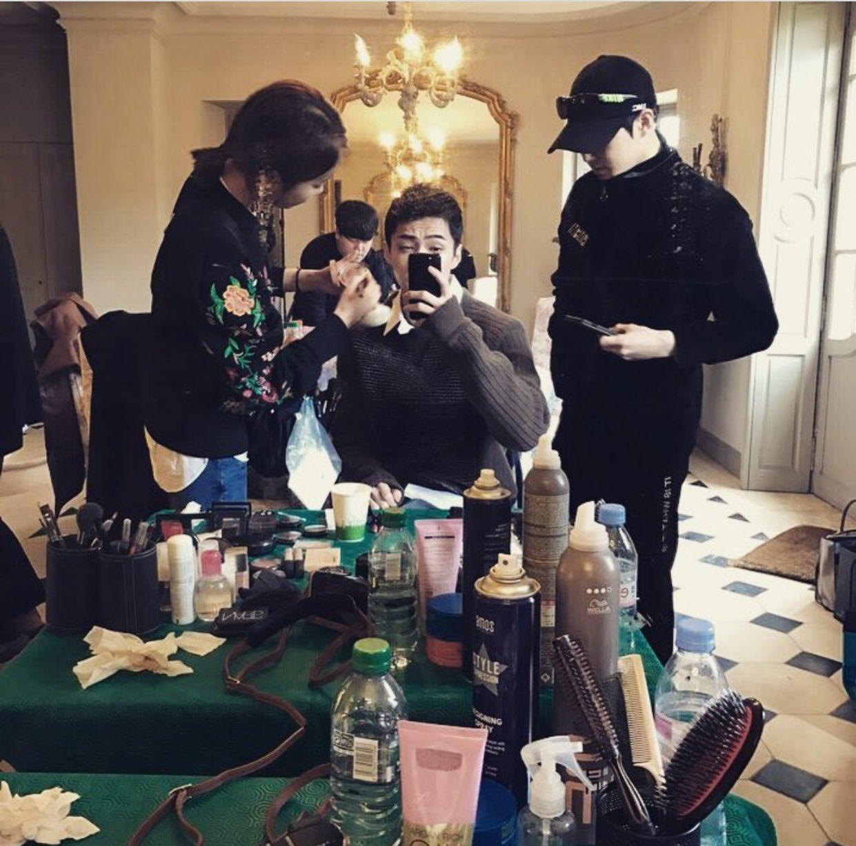 [TRANS] 170625 Sehun Instagram Updates