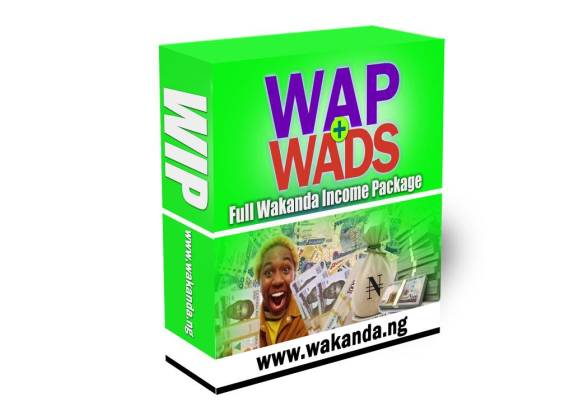 WAKANDA NATION INCOME PROGRAM REVIEW : HOW TO EARN EASY CASH WITH WAKANDA