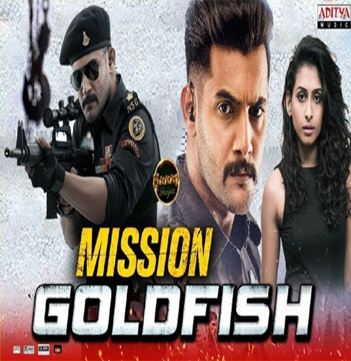 Mission Gold Fish 2020 full hd ORG Hindi Dubbed 800MB HDRip 720p