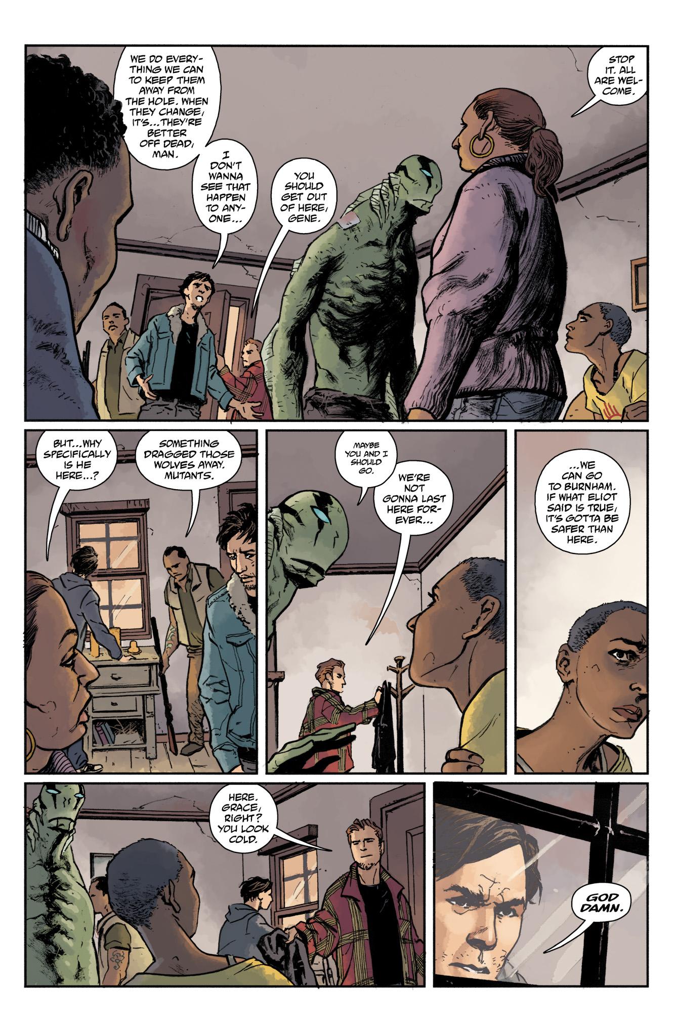 Read online Abe Sapien comic -  Issue #17 - 4