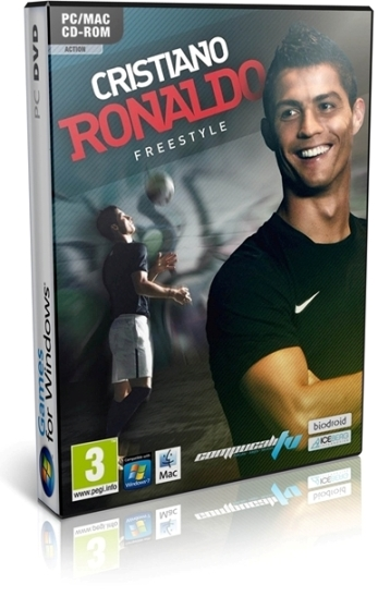 Cristiano ronaldo freestyle football pc game full version free.
