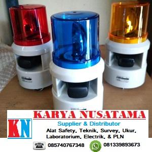 Jual Sirine Rotary 220v QLIGHT S100D-WS di Kalimantan