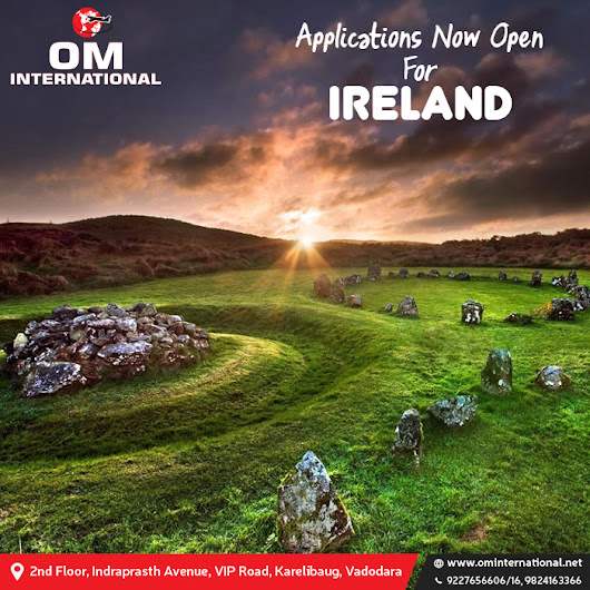 STUDY IN IRELAND WITH TOP END UNIVERSITIES AND GET UP TO 50% SCHOLARSHIP!!!