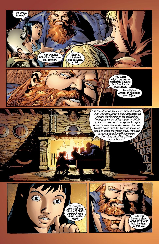 Thor (1998) Issue #57 #58 - English 8