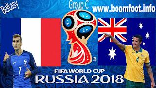 مشاهدة مباراة فرنسا و استراليا بث مباشر اليوم كورة لايف - مباريات كأس العالم 2018