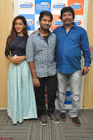 Shravya in skirt and tight top at Vana Villu Movie First Song launch at radio city 91.1 FM ~  Exclusive 07.JPG
