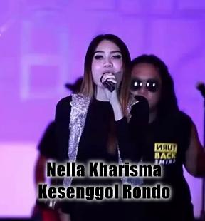 Download Lagu Nella Kharisma Kesenggol Rondo Mp3 (5,44MB),Nella Kharisma, Dangdut Koplo, 2018,