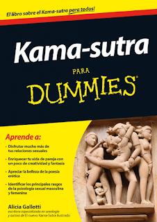 Libro en pdf Kama Sutra para Dummies Alicia Galloti