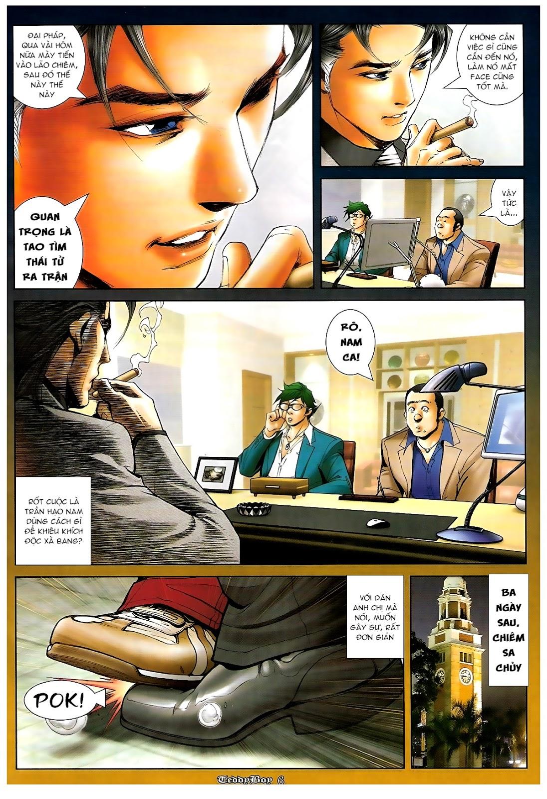 Người Trong Giang Hồ - Chapter 1189: Bố già - Pic 4