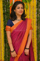 Supriya in Pink Saree Spicy Pics 010.JPG