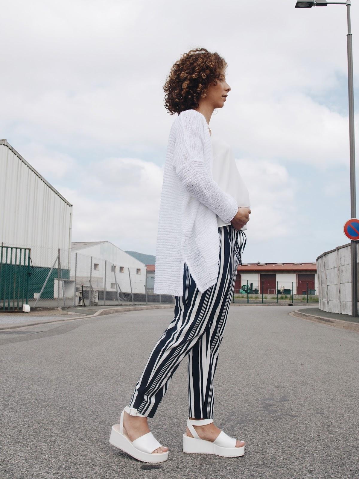 blackandwhite-outfit-coastalandco-blogger-hendaye-fashion-whiteshoes-bracelets