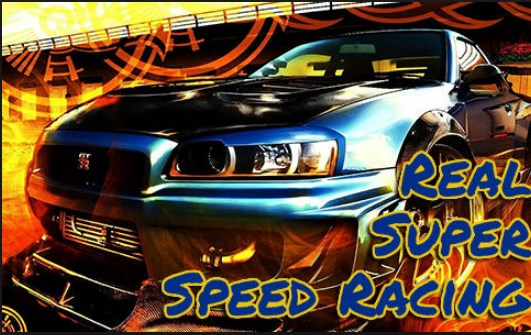 Real Super Speed Racing Apk Free on Android Game Download