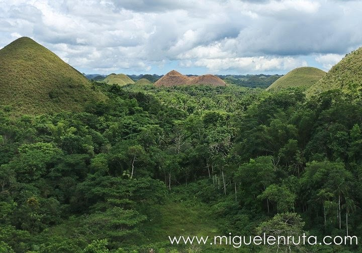 Naturaleza-Chocolate-Hills