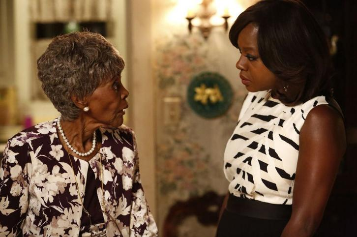 How to Get Away With Murder - Season 3 - Cicely Tyson Returning