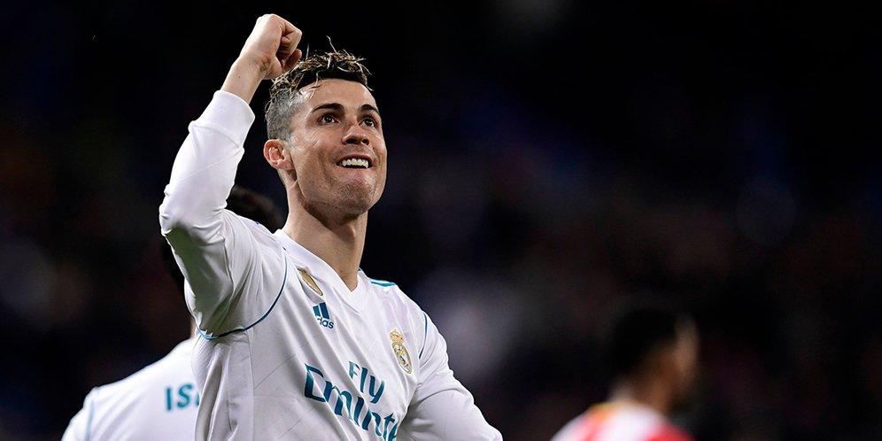 Real Madrid Pesta Gol di Santiago Bernabeu Saat Menjamu Girona