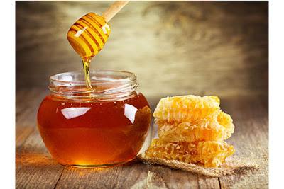 علاج نزلات البرد العسل