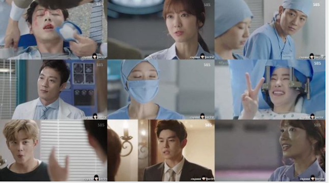 Sinopsis Drama Korea Terbaru : Doctors Episode 8 (2016)