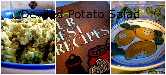 Deviled Potato Salad