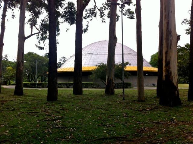 Parque Ibirapuera - Planetário