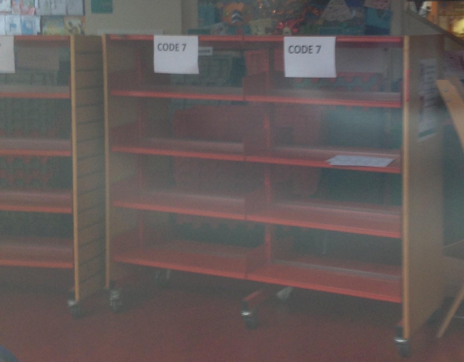 Broken Barnet: Code Seven: The destruction of Barnet Libraries
