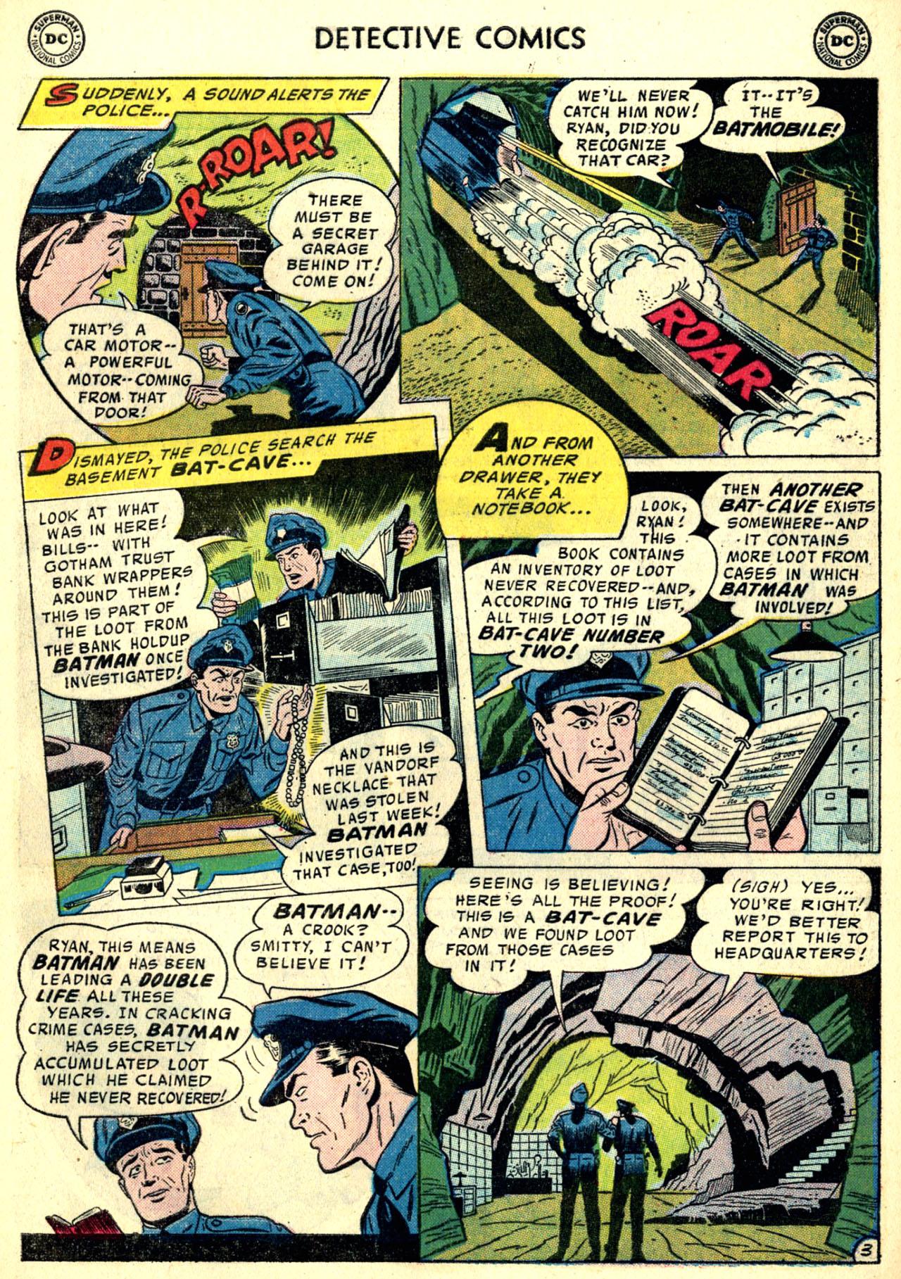 Read online Detective Comics (1937) comic -  Issue #240 - 5
