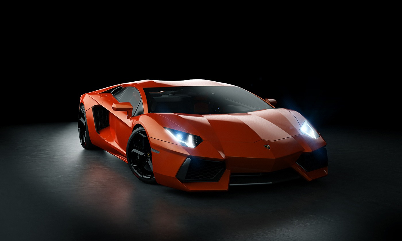 3d Wallpaper For Home Wall Price In India The Mighty Lamborghini Aventador Photoworld