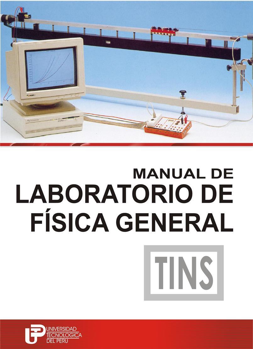 Manual de laboratorio de física general – UTP