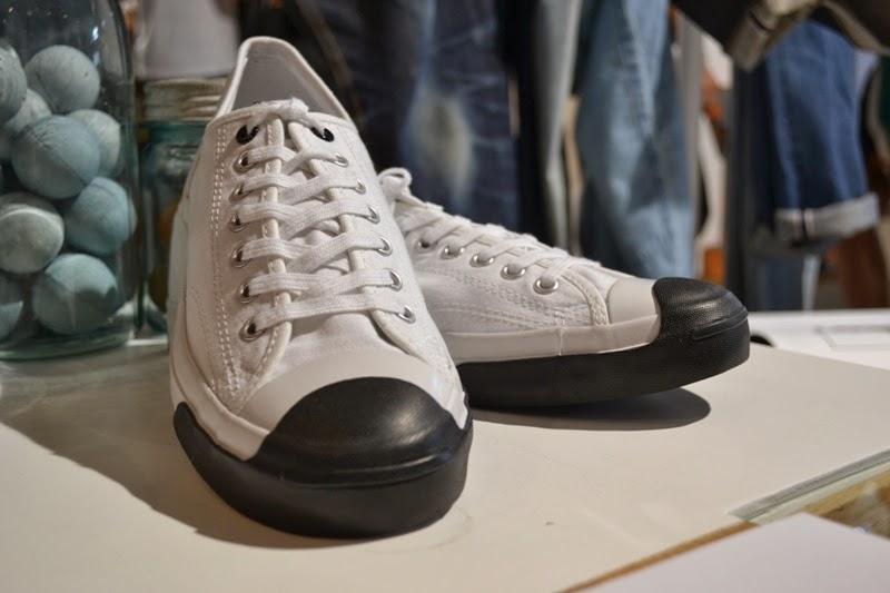 95450975b810 Gergasi bundle  Denham Jeans X Jack Purcell (Converse) Shoes Collabo