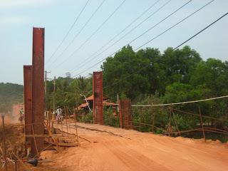 Bridge at Phu Quoc Island - Vietnam