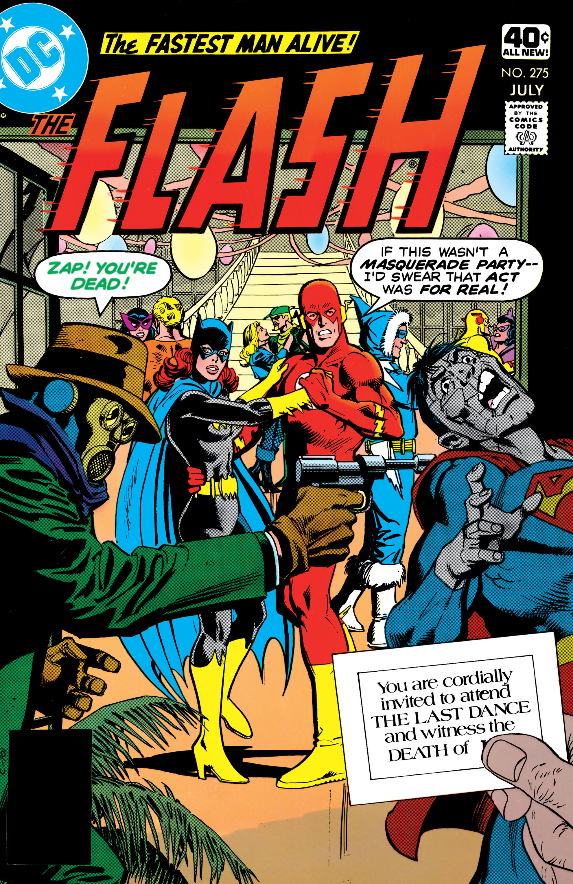The Flash (1959) 275 Page 1