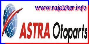 Lowongan Kerja PT.Astra Otopart, Tbk Tingkat SMA/SMK Untuk Bulan Oktober 2016