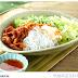 台中異國料理 越南美食推薦:涼拌香茅排骨米線