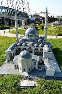 Miniatürk, Mezquita de Eyüp.