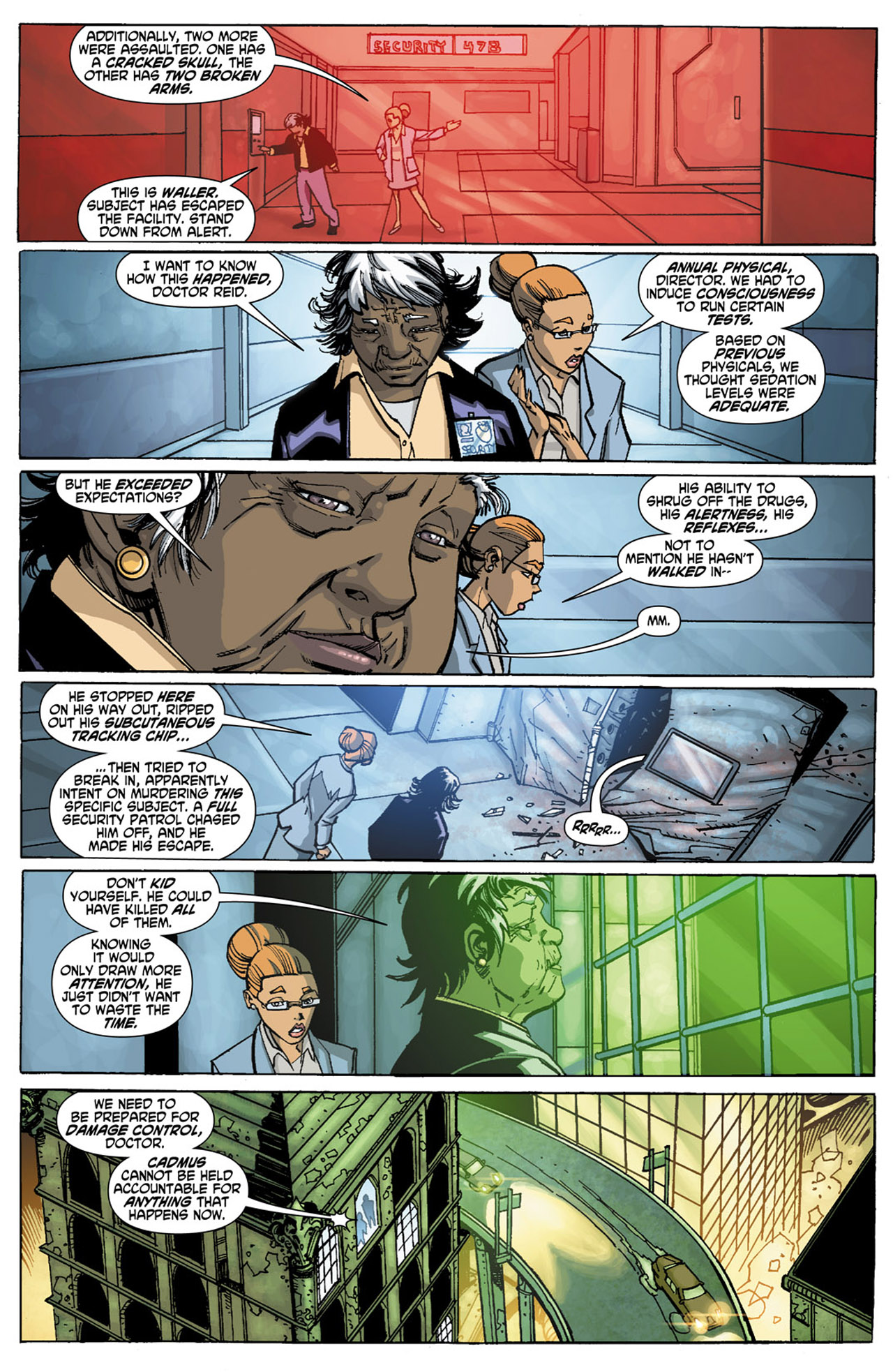 Batman Beyond (2010) Issue #1 #1 - English 4