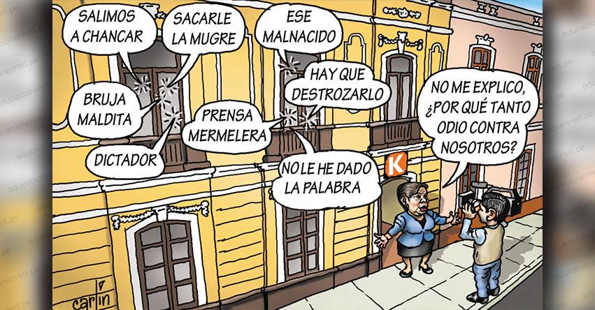 Carlincaturas Sábado 29 Junio 2019 - La República