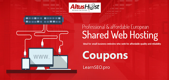 Altushost coupons